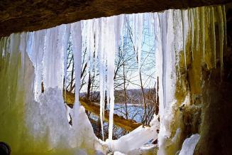Ice hike